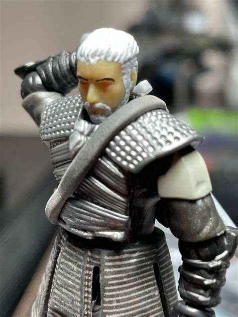 Share Project Geralt of Rivia | MEGA™ Unboxed
