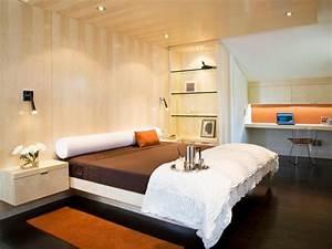 Modern Master Bedroom | Andreas Charalambous | HGTV