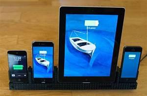 Ipad Iphone Ladestation : das beste lego dock bisher selbstgebaute ladestation f r vier ios ger te ~ Sanjose-hotels-ca.com Haus und Dekorationen