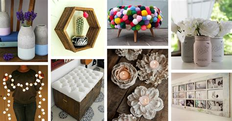 35 Best Weekend Diy Home Decor Projects (ideas And Designs