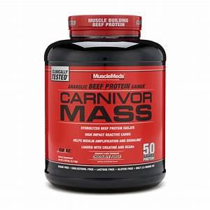 Musclemeds U2122 Carnivor Mass U2122 In 2020
