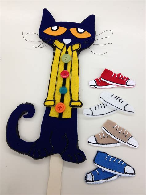 Pete The Cat  *laughter And Literacy
