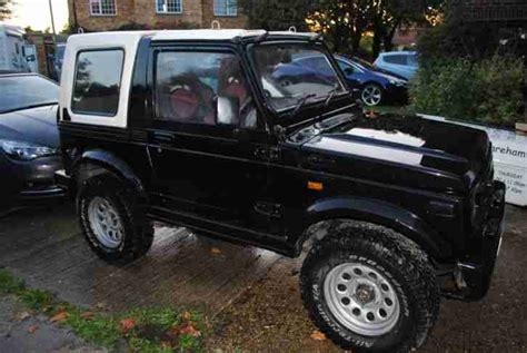 Suzuki Jeep For Sale by Suzuki Samurai Jeep Possible Donor For Kit Car Car For Sale