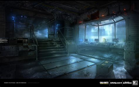 call  duty infinite warfare concept art  thomas