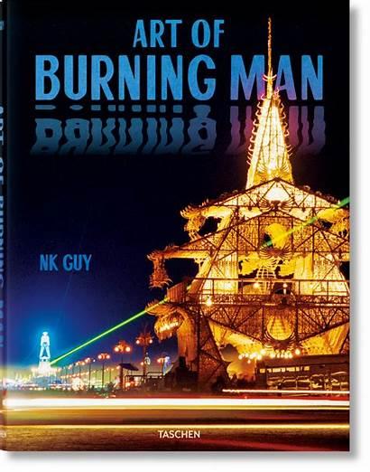 Burning Guy Nk Taschen Photographer Culte Et