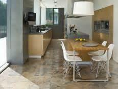 kitchen floor alternatives pictures of alternative kitchen flooring surfaces hgtv 1619