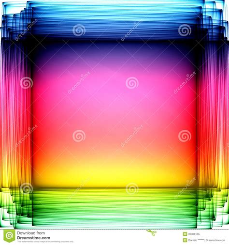 abstract background stock illustration image of glowing