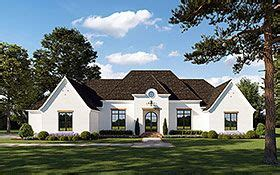 Traditional Style House Plan 41404 with 4 Bed 4 Bath 2