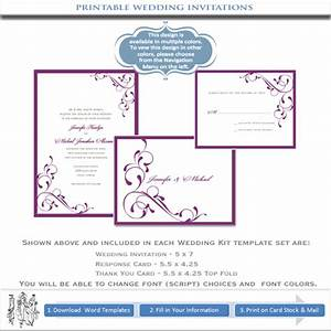 hallmark wedding invitation printable free our purple With hallmark wedding invitations online