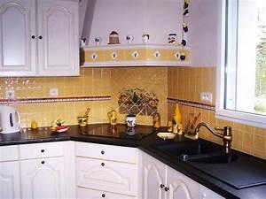 Faience Pour Cuisine : modele de faience top modele faience de cuisine mulhouse ~ Premium-room.com Idées de Décoration