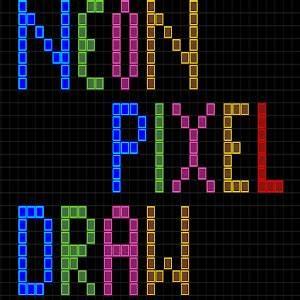 Download Neon Pixel Draw Art APK on PC