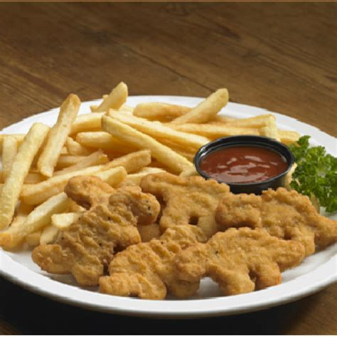 Dino Chicken Nuggets - Sizzler, View Online Menu and Dish ...