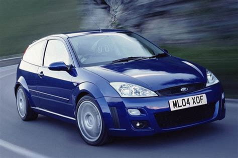 ford focus rs review   parkers