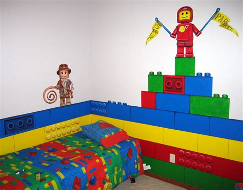 Awesome Boys Lego Room Ideas!