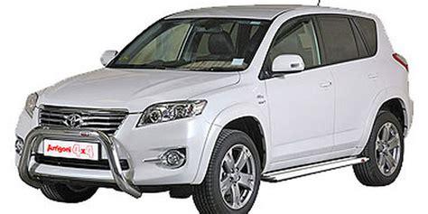 Pedane Rav4 by Pedane Alluminio Toyota