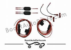 Dual Function Dodge Ram Wiring Harness  Running Light  U0026 Signal   U2013 Boost Auto Parts