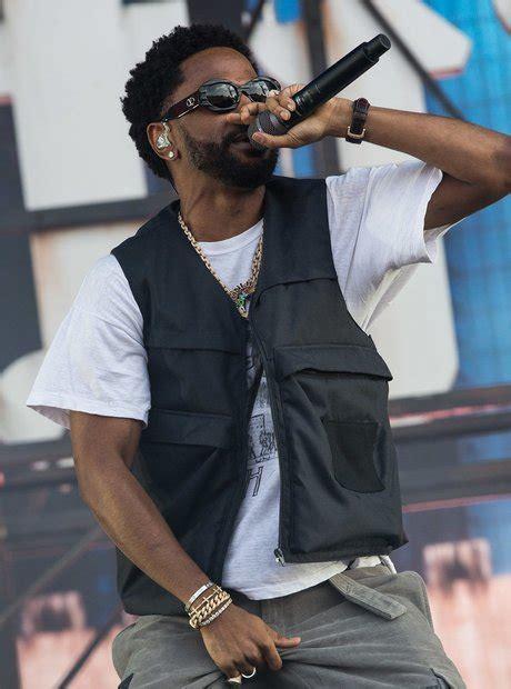 Big Sean performs at Wireless Festival - Wireless Festival ...