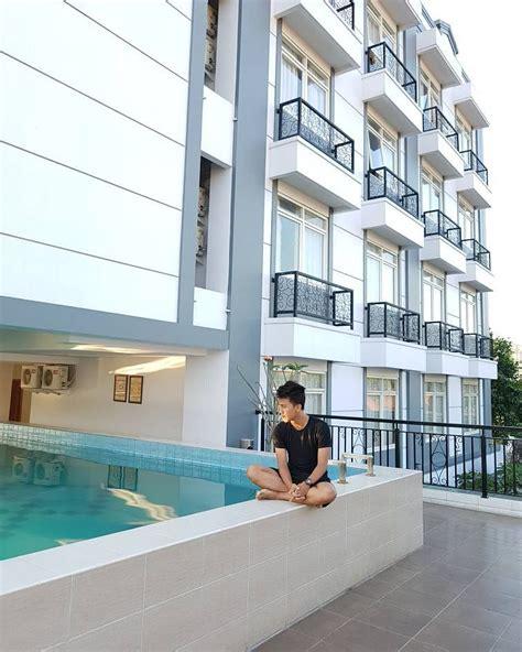 hotel sekitar malioboro  kolam renang langsung byur