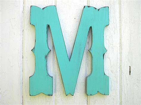 rustic wooden letter  western cowboy style   wedding