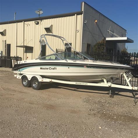 Mastercraft Boats Houston by Mastercraft Maristar Boats For Sale In