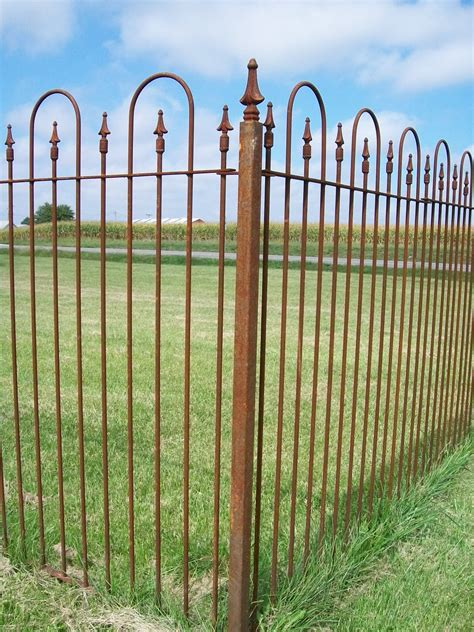 sided dog kennel  package  wrought iron fence