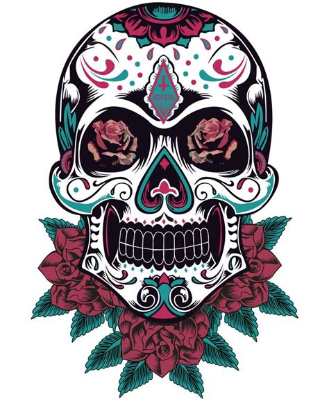 best 25 mexican skull tattoos ideas on mexican skull day of the dead skull and