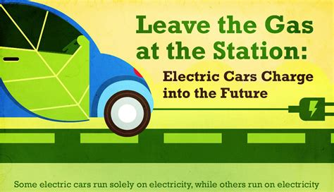 Infographic The Benefits Of Electric Cars
