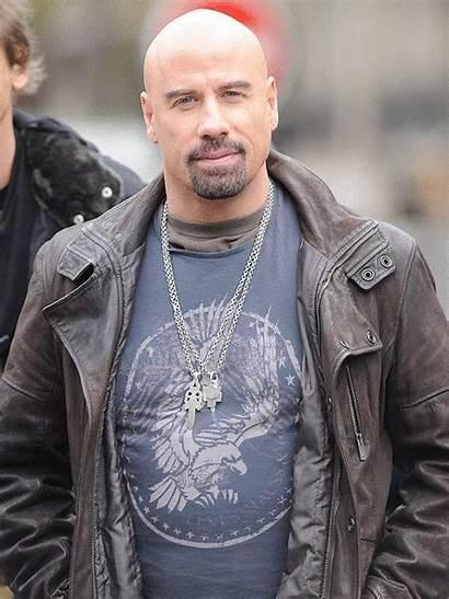 Travolta John Leather Jacket Paris Wax Charlie