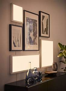 Ikea Led Panel : los paneles de luz led floalt adem s de luces pueden ser ~ A.2002-acura-tl-radio.info Haus und Dekorationen