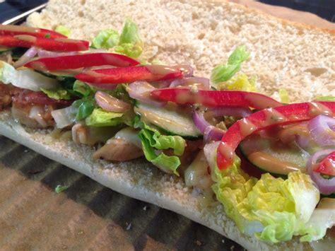 cuisine am ag inspiriert so kannst du das chicken teriyaki sandwich