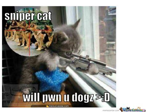 Sniper Memes - sniper cat by oreijosh meme center