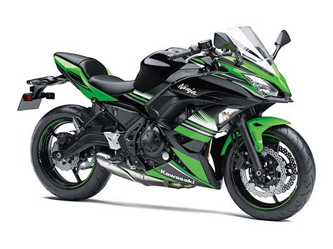 2017 Kawasaki Ninja 650 Revealed At Intermot