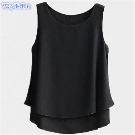 womens tops fashion  women summer chiffon blouse