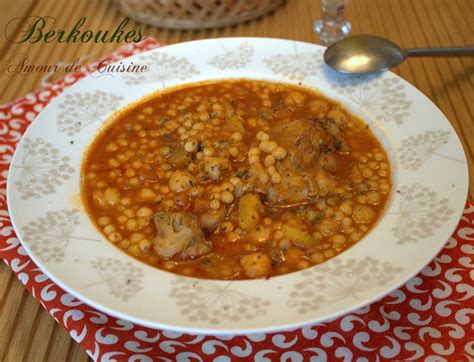 soupe de plomb cuisine algerienne amour de cuisine