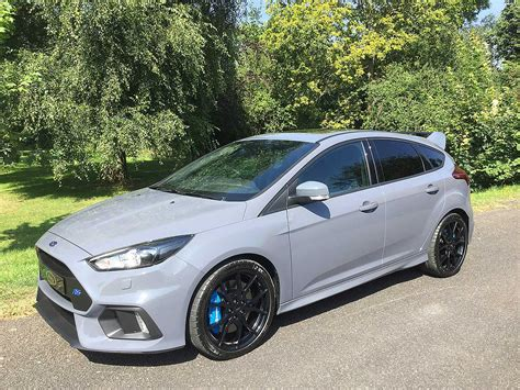 Ford Focus Rs Magnetic Grey