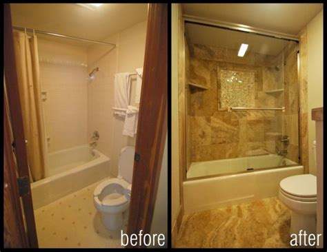 bathroom remodel ideas before and after bath remodel ideas little piece of me