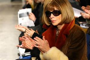 Anna Wintour style filewe chart the US Vogue editor's