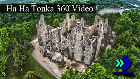 Ha Ha Tonka State Park 360 Video - YouTube