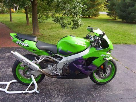 1999 Kawasaki Zx9r Great Shape Mods 00