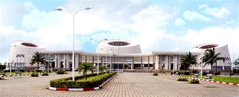 Congress Centre Of Cotonou, Benin  Heidelbergcement Group