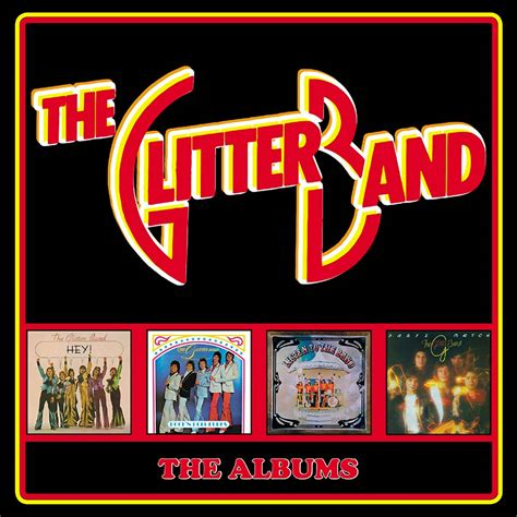 The Glitter Band  The Albums  All About The Rock