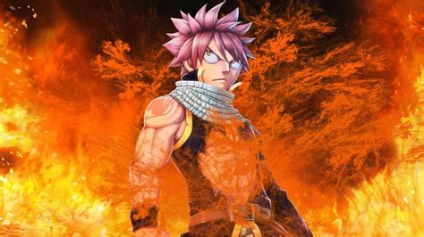 top fairy tail natsu wallpaper full hd p  pc
