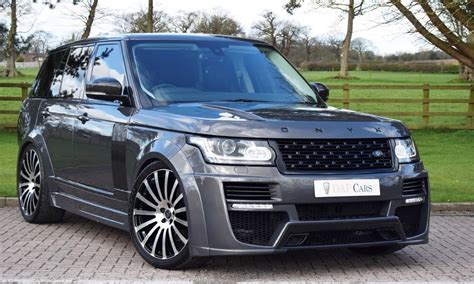 Used Land Rover Onyx Concept Aspen Edition 4.4 Sdv8 Vogue