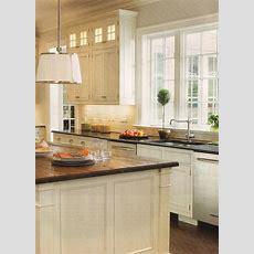 Design Dump White Kitchen + Wood Countertops