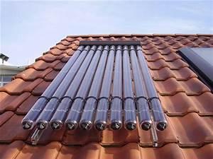 l39energie solaire au service de l39habitation pour faire With panneau solaire thermique fait maison