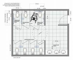 bath shower interesting house plan handicap bathroom With ada bathroom specs