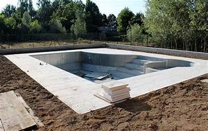 prix d39une piscine enterree With prix piscine enterree couverte