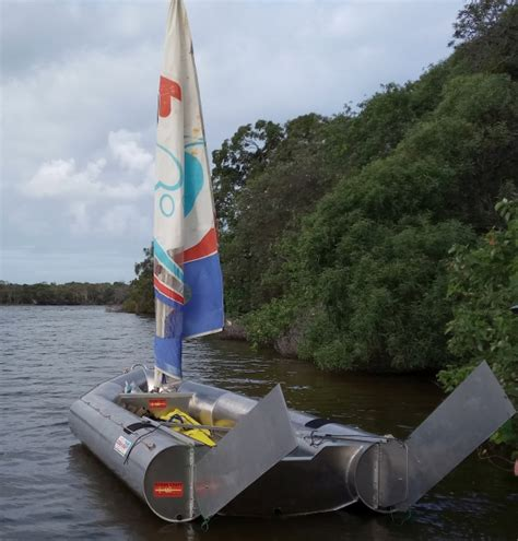 Ocean Craft Aluminum Boats by Ocean Craft All Aluminium Inflatable Style Cylinder Craft