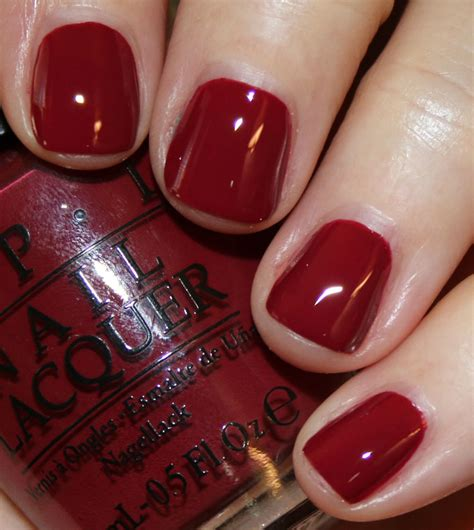 opi washington dc collection vampy varnish