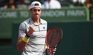 Miami Open 2018: John Isner fires Juan Martin del Porto ...